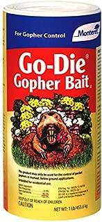 Best go-die gopher bait Reviews