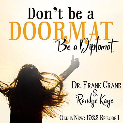 Don't Be a Doormat audiobook cover art