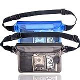 arteesol Wasserdichte Tasche Gürteltasche Strandtasche mit verstellbarem Hüftgurt Wasserdichte Beutel