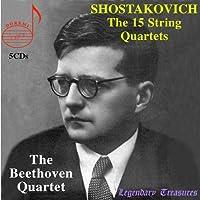 Shostakovich - (15) String Quartets (2007-03-05)