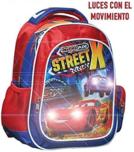 Esperando por ti Cars - Disney - Junior Backpack Backpack Backpack 341-52054 by Disney  alta calidad y envío rápido