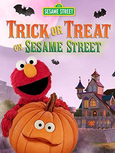 Sesame Street: Trick Or Treat On Sesame Street