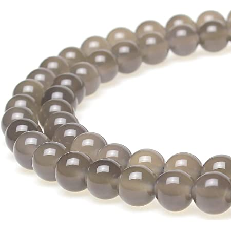 4mm Mixed Natural Stone Round Beads Stretchy Bracelet For Women Men