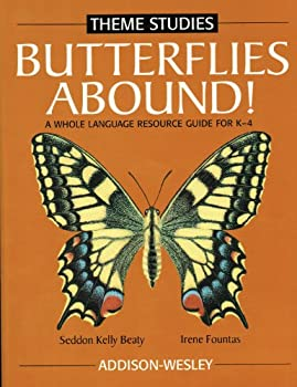 Paperback Butterflies Abound!: A Whole Language Resource Guide for K-4 Book