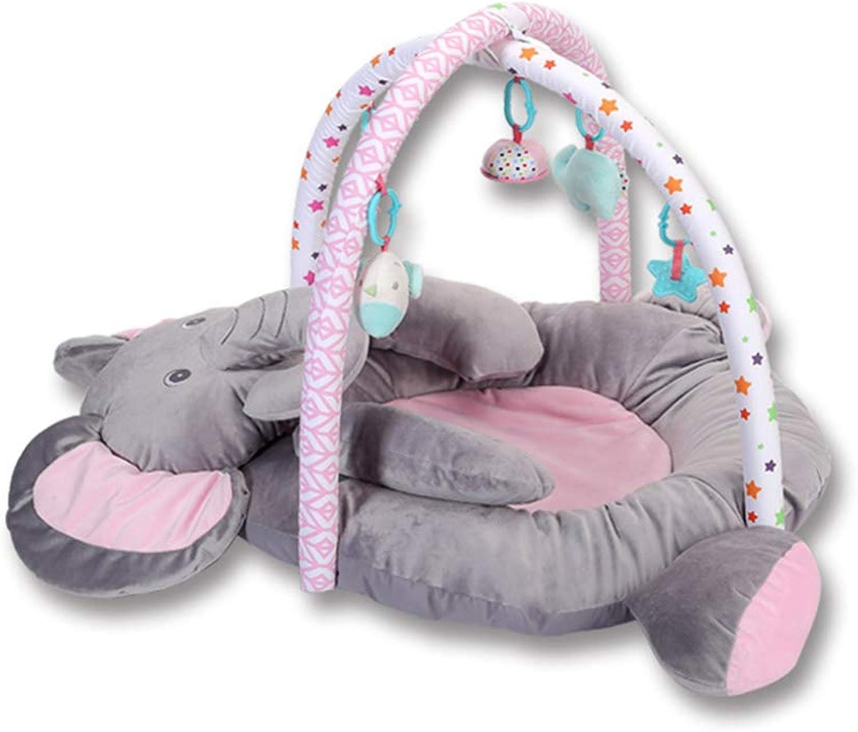 venta con descuento AIBAB Manta De Juegos Juegos Juegos para Niños Juego De Rastreo para Bebés Gimnasia para Bebés Elefante gris Regalo De Los Niños  perfecto
