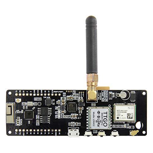 TTGO T-Beam ESP32 868/915Mhz WiFi Wireless Bluetooth Module ESP 32 GPS NEO-6M SMA LORA 32 Holder with SoftRF