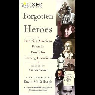 Forgotten Heroes audiobook cover art