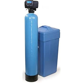 Fleck 5600 SXT Whole House Water Softener Ships Pre Loaded For Easier Installation