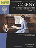 Czerny - One Hundred Progressive Studies for the Piano, Op. 139: Schirmer Performance Editions Series (Schirmer Performance Editions: Hal Leonard Piano Library)