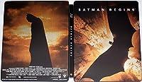 Batman Begins [Blu-ray SteelBook]