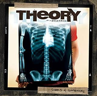 Scars & Souvenirs by Theory of a Dead Man