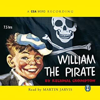 William - The Pirate cover art