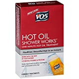 Alberto Vo5 Hot Oil Shower Works Weekly Deep Conditioning Treatment - 2 Oz