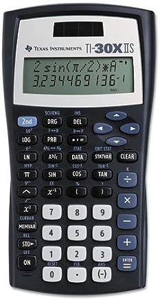 $20 » Texas Instruments TI-30X IIS Solar Scientific Calculator