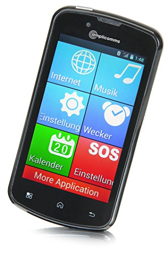AMPLICOMMS PowerTel M9000 Smartphone Notruftaste H