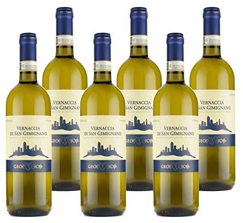Vernaccia Di San Gimignano Docg - 6 bottiglie da 75cl