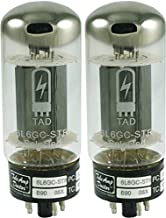 Tube Amp Doctor 6L6GC STR Premium Selected Vacuum Tube, Matched Pair