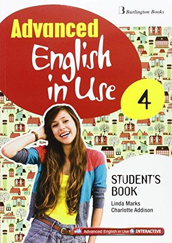 ADVANCED ENGLISH IN USE 4ºESO ST 16 BURIN34ESO