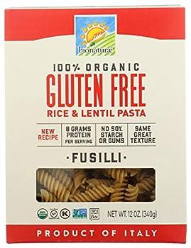 Bionaturae Pasta Fusilli Gluten Free Organic 12 oz