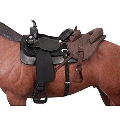 Tough 1 Ride - Behind Tandem Saddle for Western Saddle