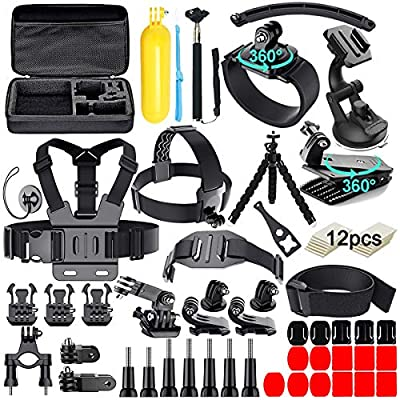 Action Camera Accessories Kit from