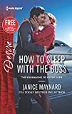 How to Sleep with the Boss (The Kavanaghs of Silver Glen)