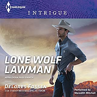 Lone Wolf Lawman cover art