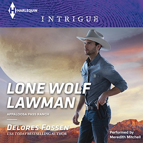 Lone Wolf Lawman audiobook cover art