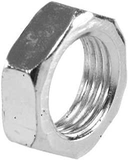 Parker 8 WLN-S Triple-Lok Bulkhead Locknut 1/2 Tube Steel
