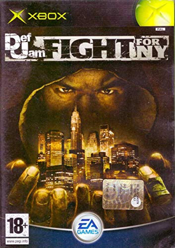 xbox Def Jam FIGHT for NY