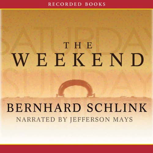 The Weekend audiobook cover art