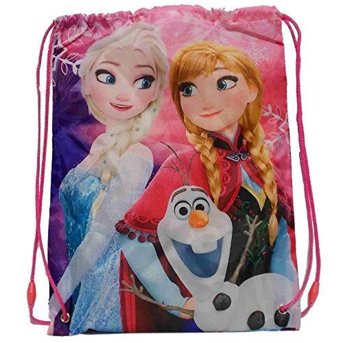 Disney Frozen Sacca zaino morbido elsa anna 41408