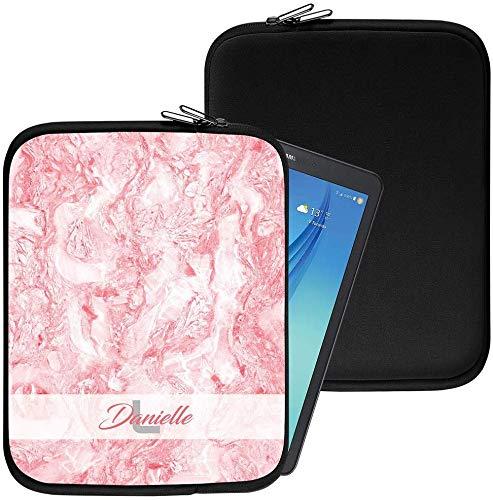 Personalisiert Marmor Neopren Tablethülle Case Tasche (49) für Huawei Honor T1 7.0 (7
