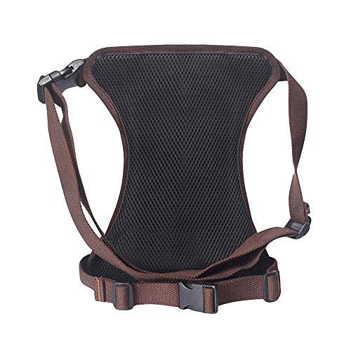 Genda 2Archer Drop Leg bag Motorcycle Durable Canvas Multi-Pocket Support Max Waistline of 56 Inch