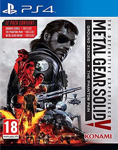 Metal Gear Solid V : The Definitive Experience - PlayStation 4 [Importación francesa]