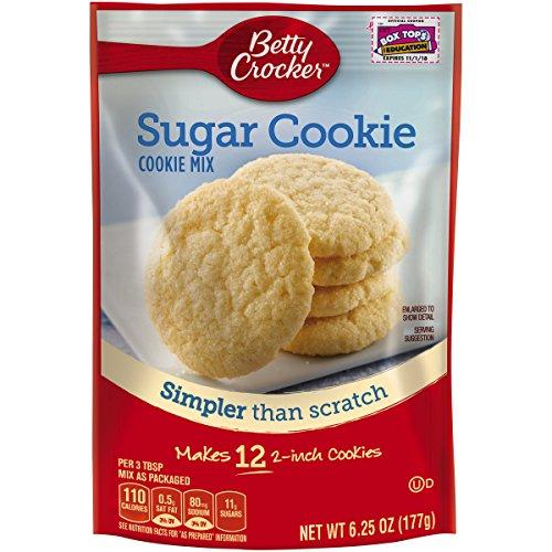 Sugar Snack Cookies