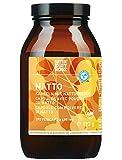 Natto, gefriergetrocknetes Pulver in veganen Kapseln, GVO frei, 390 Stk. à 495mg