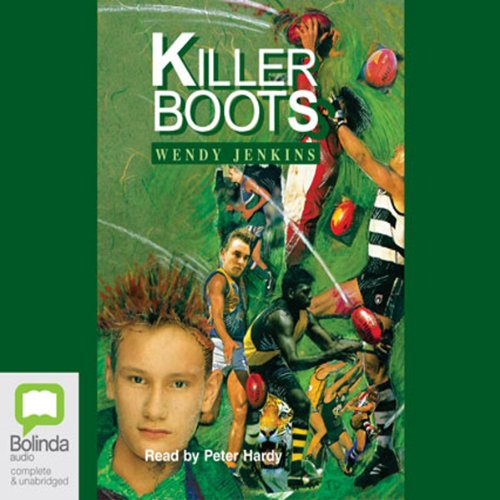 Killer Boots cover art