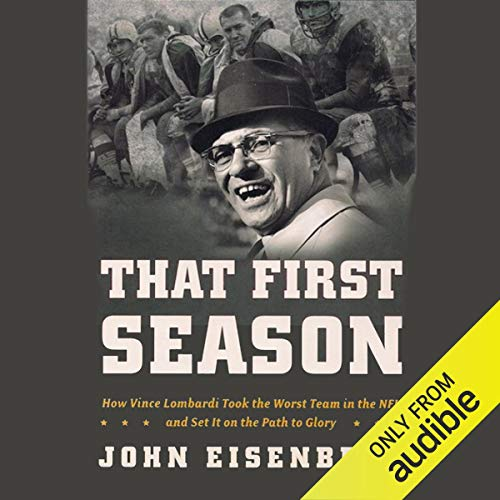 That First Season audiobook cover art
