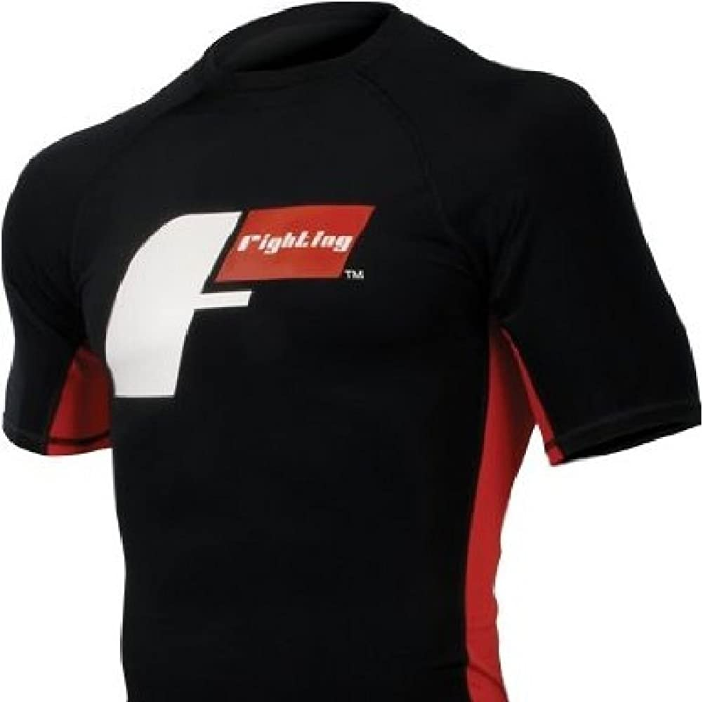 Figthing Sports Power-Flex Short Sleeve Rash Guard