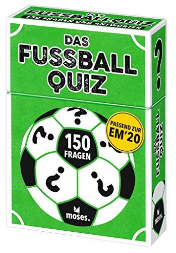 Das Fußball-Quiz: 150 Fragen und Antworten