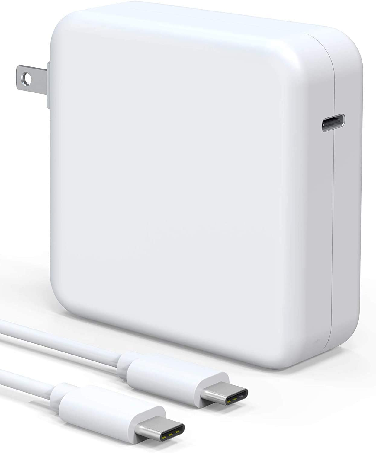 """Sehonor USB-C Charger with 87W Power Delivery 3.0 Port,Replacement for MacBook Pro with 13"""" 15"""" After 2016 and Mac Book Air 2018,Compatible with Samsung,Nintendo Switch,Lenovo,ASUS,Acer,Dell Laptop"""