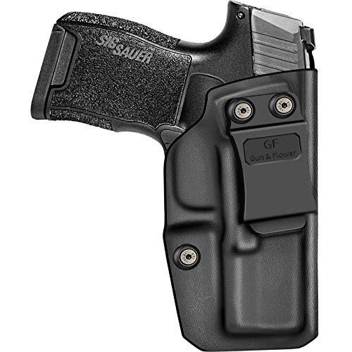 Sig P365 Holsters, KYDEX IWB Holster for Sig Sauer P365/P365...