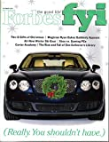 Forbes FYI December 2005