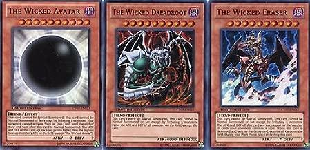 Yu-Gi-Oh! The Wicked Gods Set
