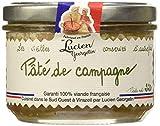 lucien georgelin pâté de campagne 220g - pack de 6