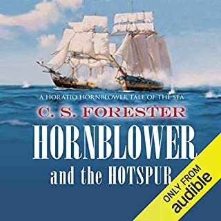 Hornblower and the Hotspur cover art