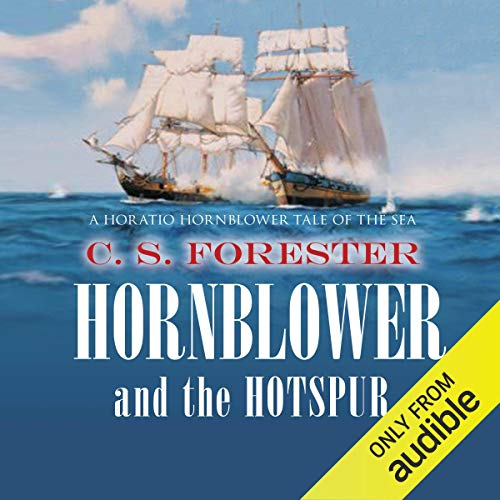 Couverture de Hornblower and the Hotspur