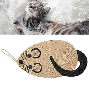 HEEPDD Griffoir pour chat en forme de souris