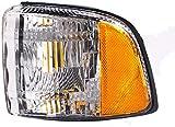 Dorman 1630402 Front Driver Side Turn Signal/Parking Light Assembly for Select Dodge Models